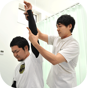 痛みの原因追求と高い治療技術イメージ1